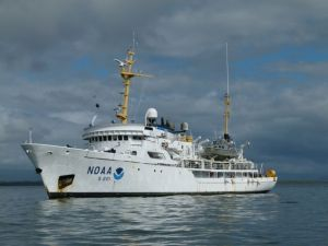 The NOAA Ship Rainier