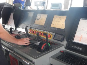 The Ship's Controls