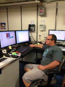 Erik editing data collected on Sunday July 26th.