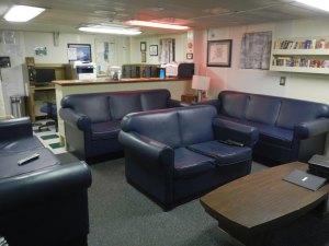 Lounge on the Thomas Jefferson