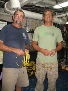 ROV pilots