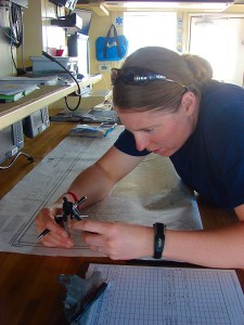 Using Nautical Charts