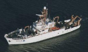 Delaware Research Vessel. Photo by NOAA
