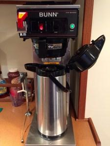 Bunn Coffee Brewer