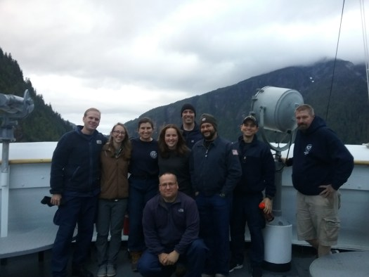 Observing Misty Fjords in the Inner Passage