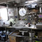 Chem lab on Oregon II