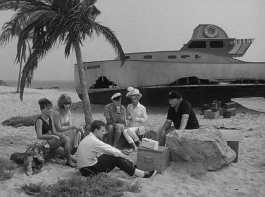 "Shiprecked on ""Gilligan's Island""."