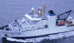 The NOAA Bell A. Shimada