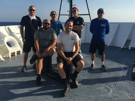deck crew