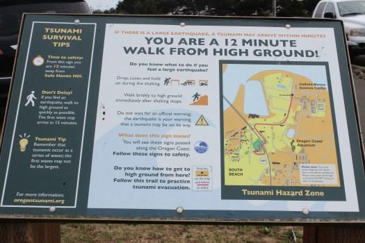 Walk to Safety diagram