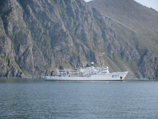 Fairweather anchored