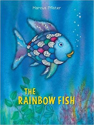 cover of The Rainbow Fish