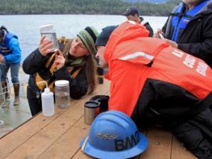 zooplankton sample