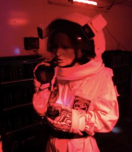 Cara at Space Camp