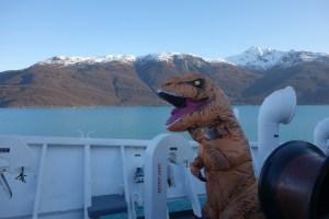 T-Rex on Fairweather