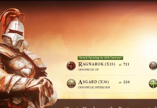 L2 Valhalla-age.ru Ragnarok client Patch