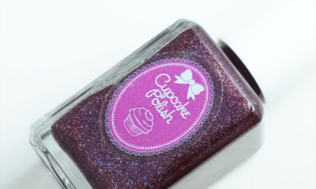 picture of the bottle of cupcake polish bloodhound