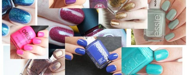 overview of my favorite polishes of 2016