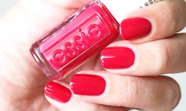 Picture of Essie haute in the heat released in summer 2014