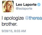 Leo: I'm Sworry...