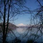冬の洞爺湖と蝦夷富士・羊蹄山|今週の人気記事[のあろーぐ]