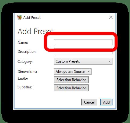 「Add」をクリック