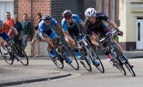Mol Gompel 2014: Lapped the field in a kermesse.