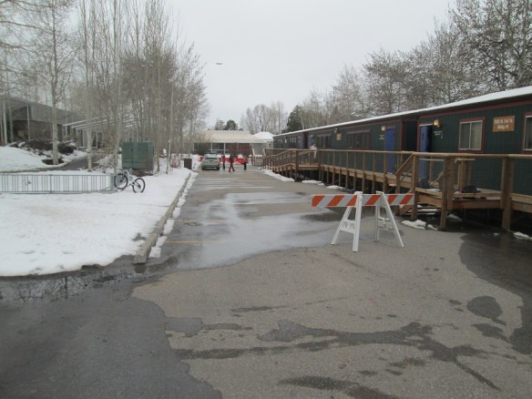 Aspen Country Day School Temporary Campus