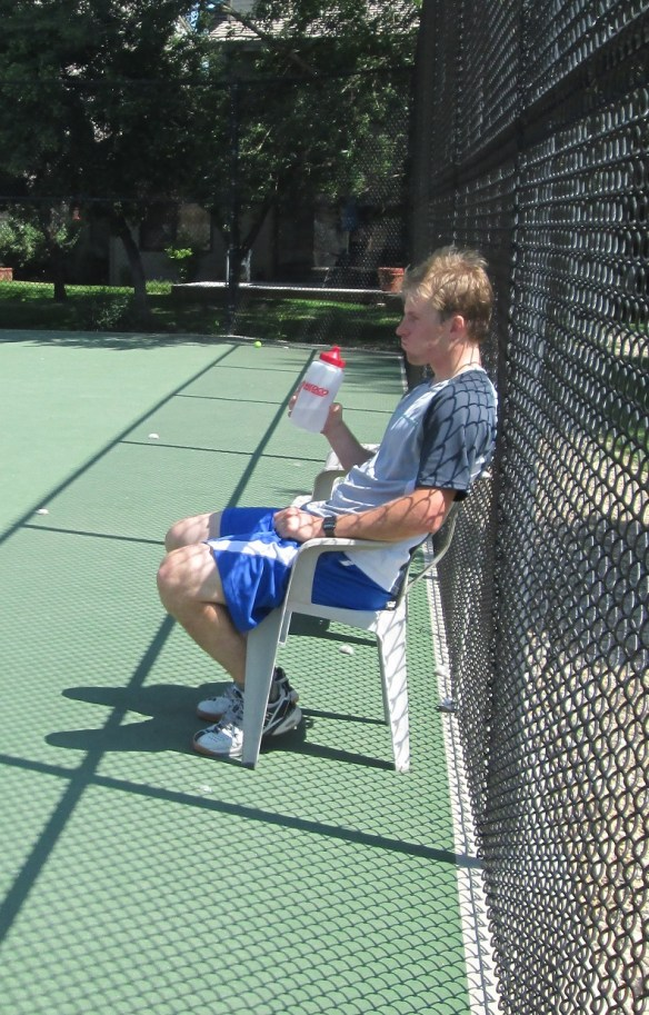 Ted Ligety Tennis Court