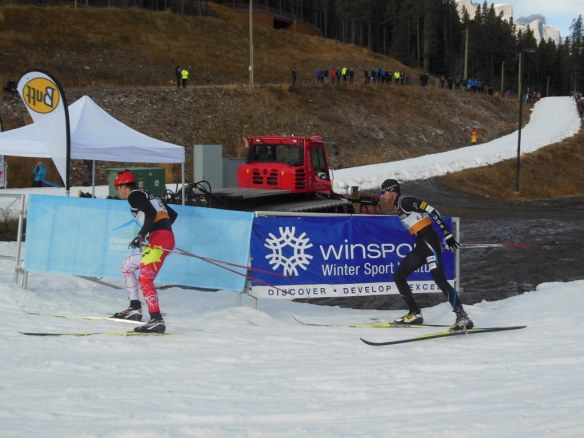 Phil Widmer and Andy Newell, Frozen Thunder Men's Sprint
