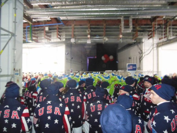 Olympic Opening Ceremonies Tease for Athletes