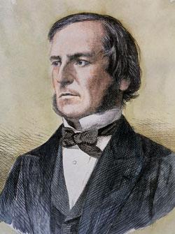 George Boole sketch