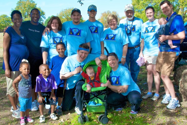 Our First Down Syndrome Buddy Walk, and Some Thoughts ...