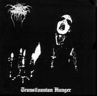 DARKTHRONE Transilvanian Hunger (Peaceville 1994)