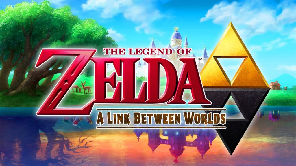 Zelda A Link Between Worlds Main - Eurogamer Expo 2013 - Friday
