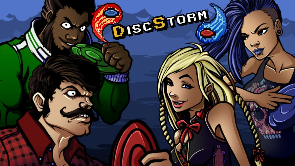 DiscStorm_Main_Indie_Game