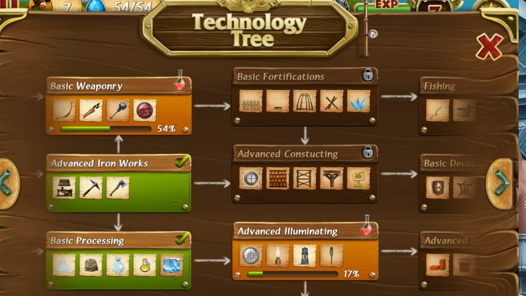 Craft_The_World-Tech_Tree