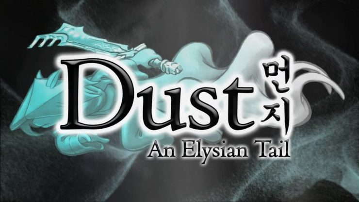 Dust An Elysian Tail Main Indie game