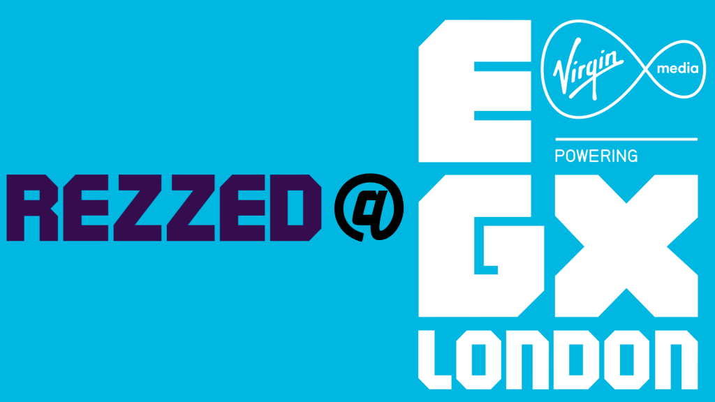 Rezzed at EGX Main Logo
