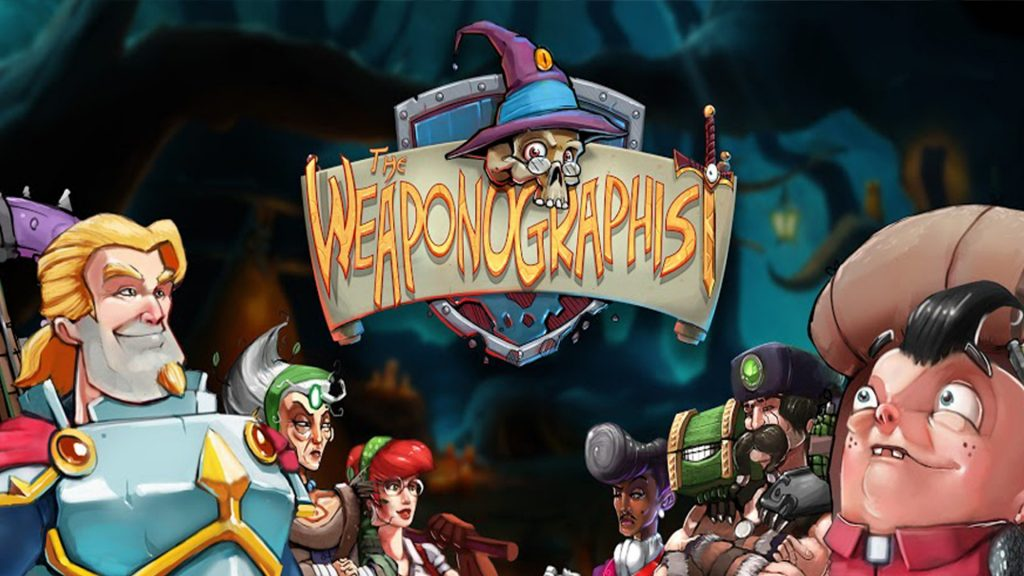 The Weaponographist Indie Game