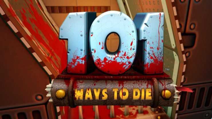 101 Ways to die Main Logo Indie Game