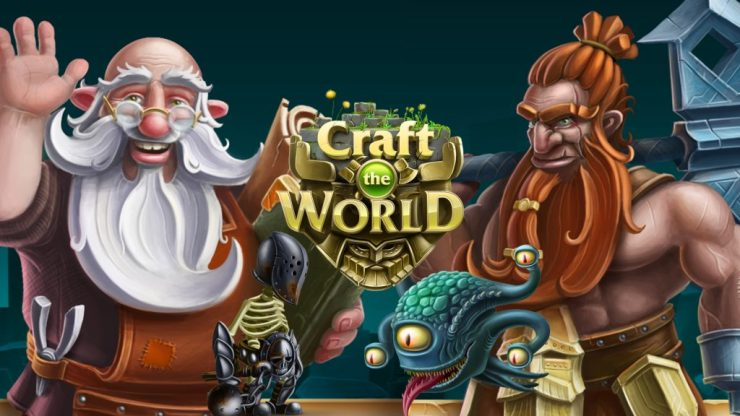 Craft The World Indie Game