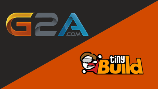 G2A tinyBuild 450k Game Keys