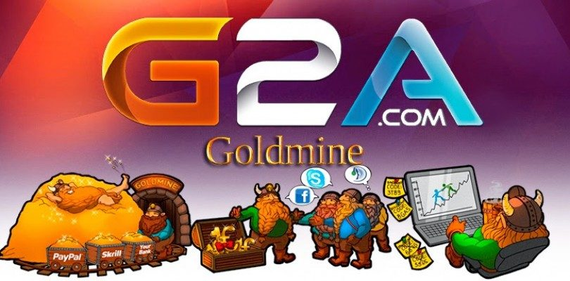 make money with g2a goldmine 810x400 - G2A Sold $450k worth of TinyBuild Games