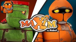 Maxim the Robot 300x169 - The Big Indie Pitch - Apps World 2016