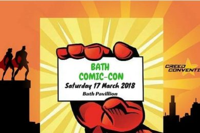 Bath Comic Con Sign up