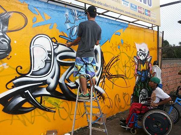 BMC Tintas Suvinil 2013 grafite manaus (12)