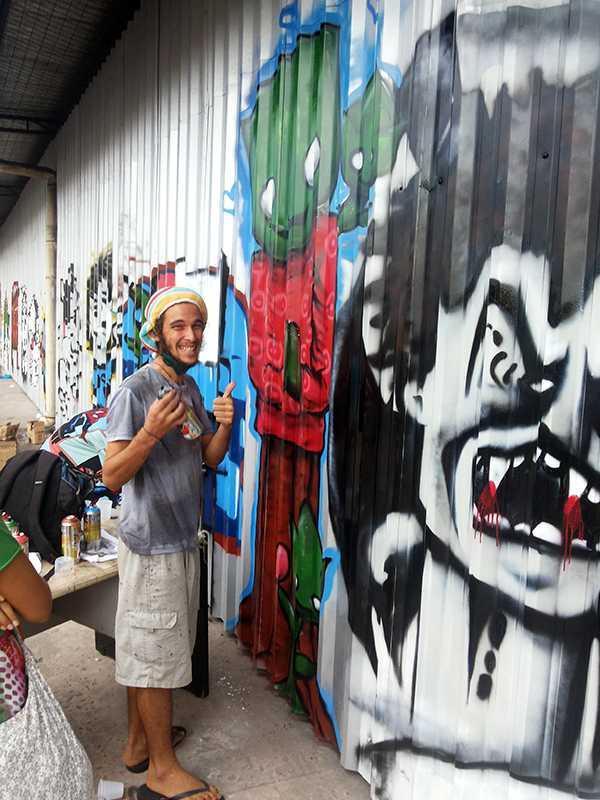 BMC Tintas Suvinil 2013 grafite manaus (5)
