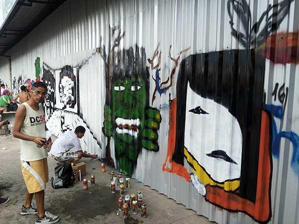 BMC Tintas Suvinil 2013 grafite manaus (8)