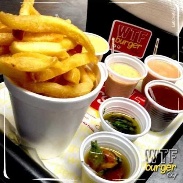 WTF Burger Chef o Food Truck que conquistou Manaus